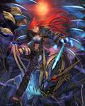 Dragon and Berserker