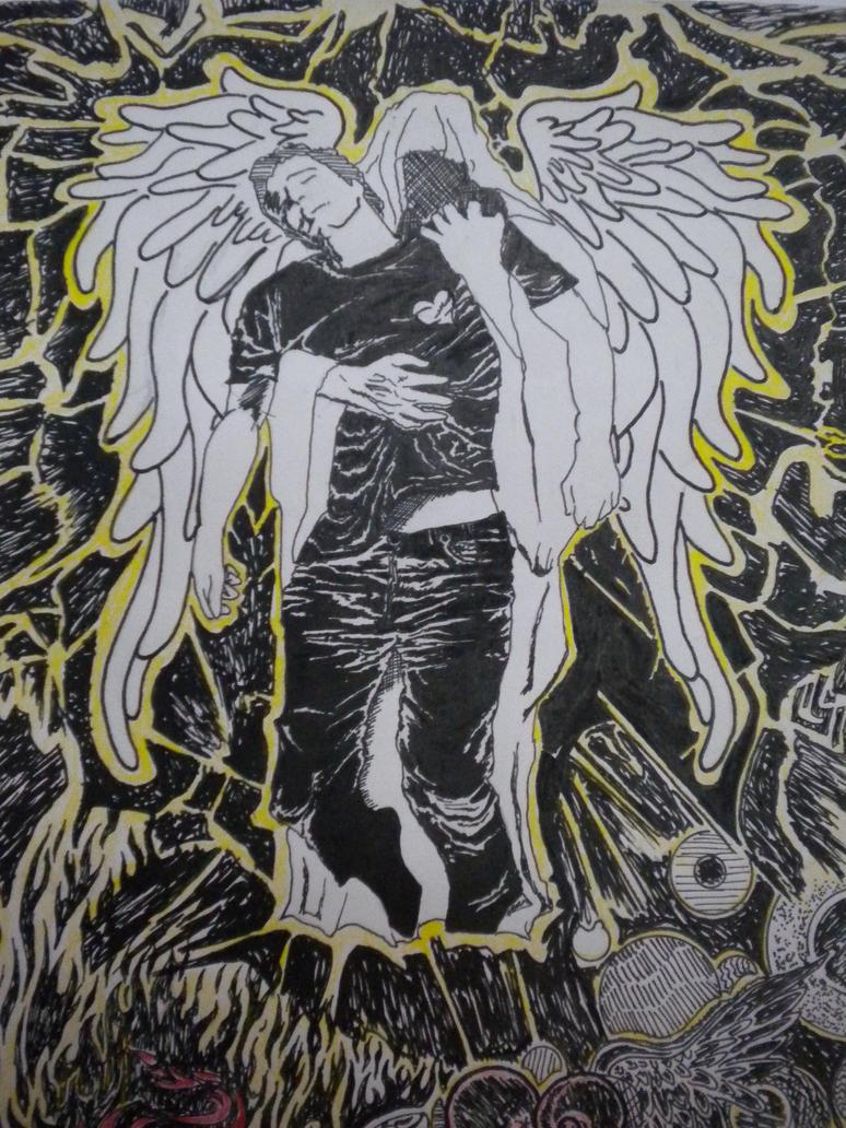 EL Angel by JRdarkLIGHT