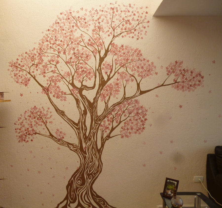 Cherry Blossom by JRdarkLIGHT