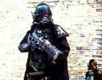 NCR Veteran Ranger J-popcon 2015