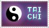 Tai Chi stamp by Pomeragean