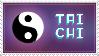 Tai Chi stamp by Pomeragean