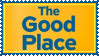 The Good Place stamp by Pomeragean