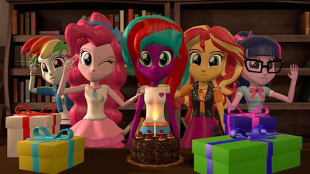 [SFM/Gift] Happy Birthday Fauna by RazeTheBeast