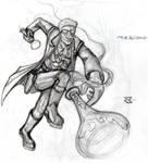 True Alchemist - WIP by BigRobot
