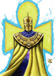 Doctor Fate redesign - color