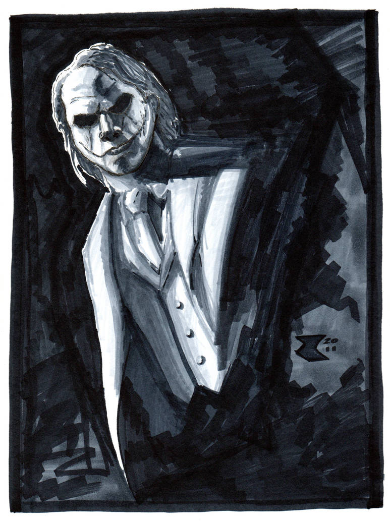 The Joker - Dark Knight