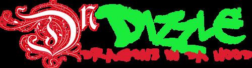 DnDizzle logo design