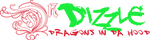 DnDizzle logo design by BigRobot