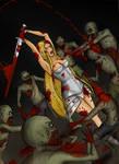 Valkyrie vs Zombies