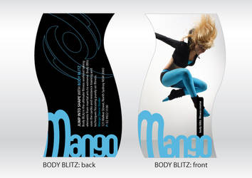 Mango dance flyers - part 2