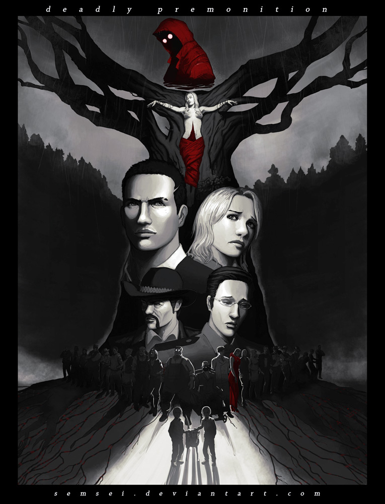 Deadly Premonition by semsei