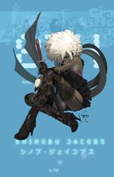 NMH Shinobu Jacobs by semsei