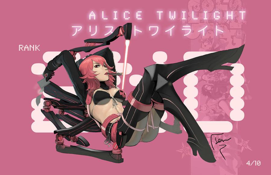 NMH Alice Twilight by semsei