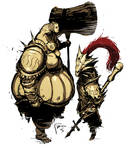 Ornstein and Smough Sketch