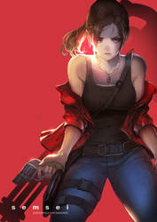 Claire RedField (Resident Evil 2 Remake)