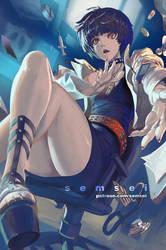Tae Takemi (Persona5)