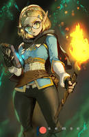 Zelda (Breath of the Wild 2?)
