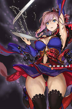 Miyamoto Musashi FGO