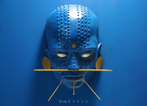 Blue Indigenous
