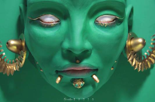 Green Creature