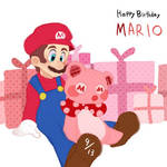 Happy birthday, Mario