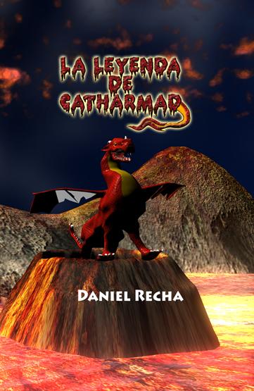 Book cover by perridan