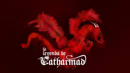 Catharmad Walpaper by perridan