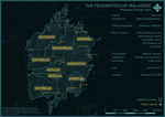 Map of Malaszec