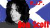 Bon Scott Stamp by ice-crasher