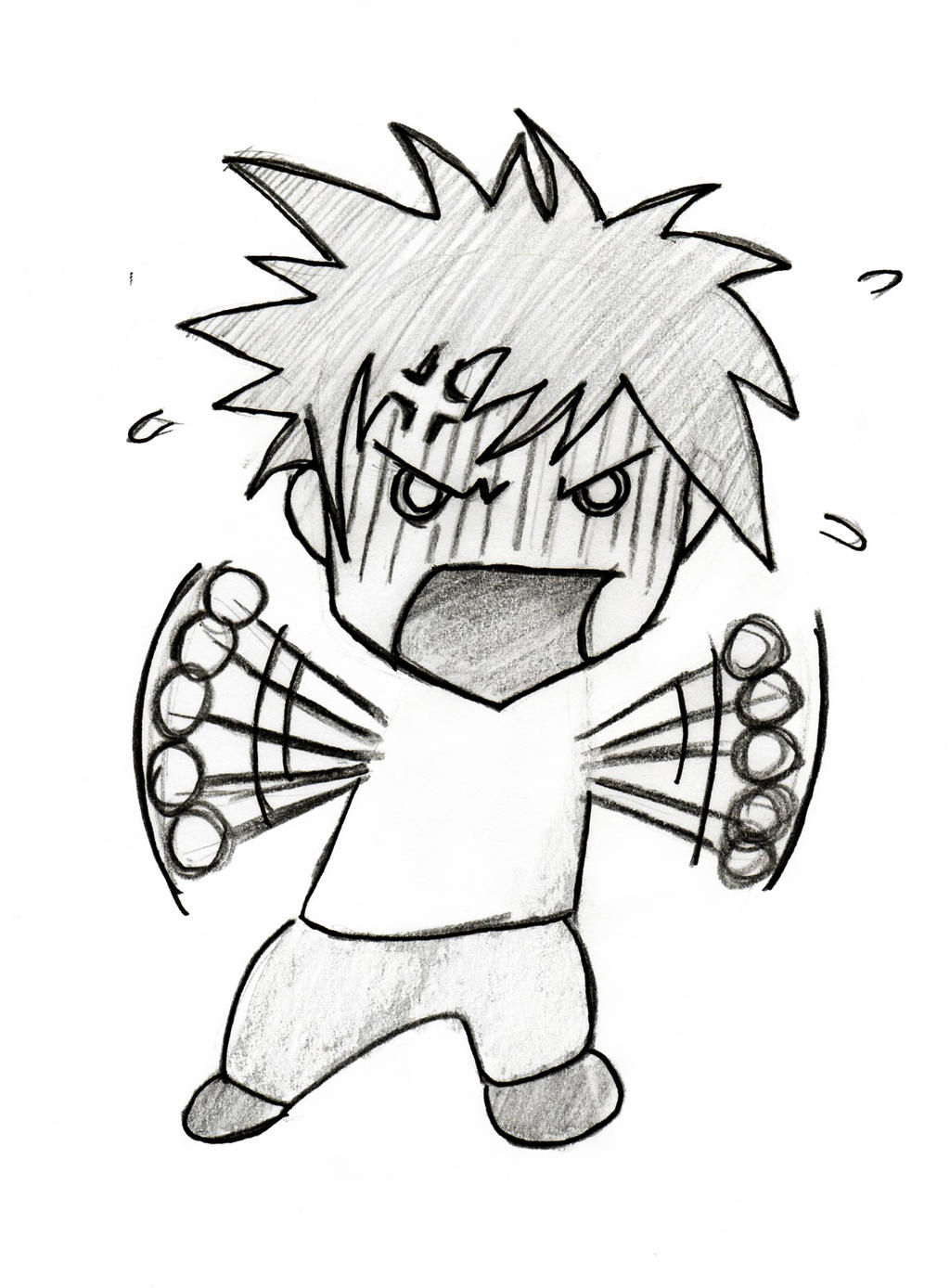 angry boy drawing - photo #7