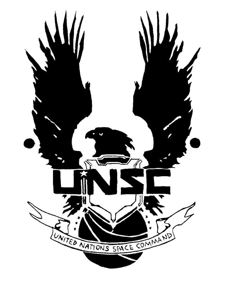 halo reach unsc logo