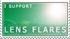 Lens Flares Stamp by Eeron-Kyandeisu