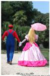 Super Mario and Peach - 24 -