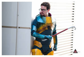 Gordon Freeman - 04 - by Outlanders