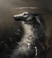 wolf's spirit by Darenrin
