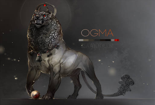 Character auction(closed) |Ogma|