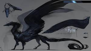 Rets refsheet  The shadow dragon