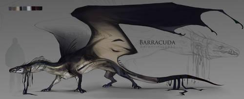 Barracuda by Darenrin