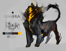 Character auction|Umbra| (closed)