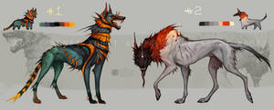 Characters auction(closed)