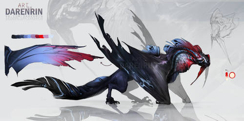 Character auction-closed