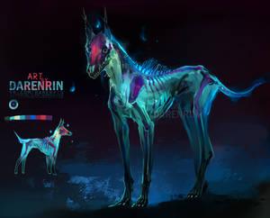 Diaphonized-spirit-dog |Auction| [closed]