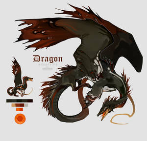 Dragon adoptable auction (closed)