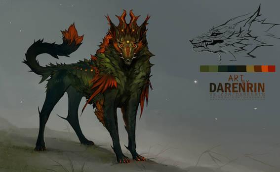 Dragonwolf adoptable auction (closed)