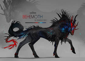 Character auction|Behemoth  [closed]