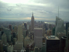 Top of the Rock 11 by Musicwritesmylife