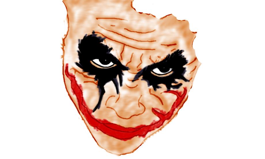 Joker Painting Joker_WIP_by_Mxthod