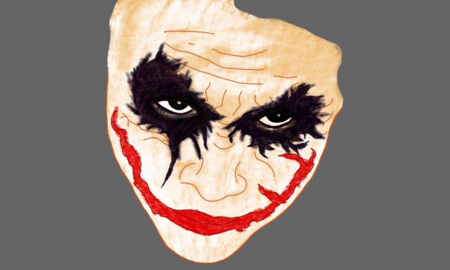 Joker Painting Joker_WIP_2_by_Mxthod
