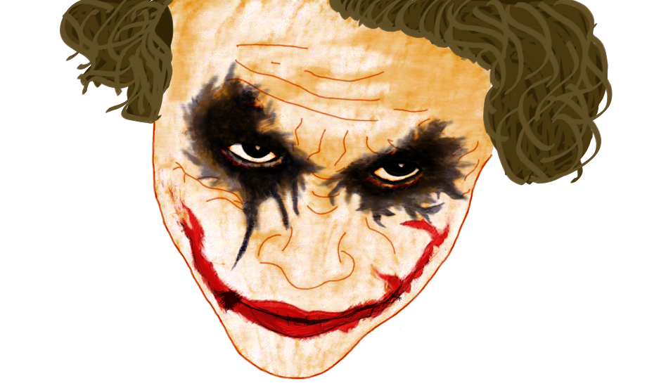 Joker Painting Joker_WIP_3_by_Mxthod